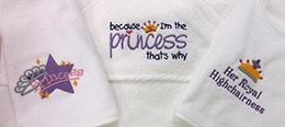 Monogramming & Personalized Embroidery